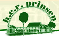 Hotel café restaurant Prinsen in Haarlo