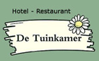 Hotel restaurant de Tuinkamer in Ruurlo