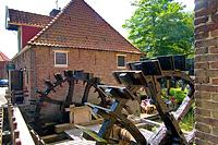 De Olliemölle en Stuw Watermolen - Borculo  Regio Achterhoek - Liemers