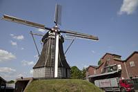 Meenkmolen in Winterswijk Miste