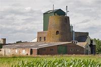 De molen van Berntsen in Loerbeek