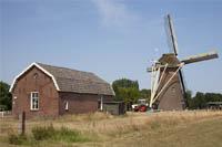 Molen de Bernadette in Nieuw Wehl