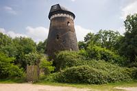 Zwarte molen in ''s-Heerenberg