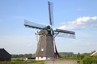 Warkense Molen in Warnsveld