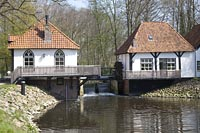 Watermolen Den Helder in Winterswijk