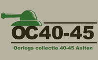 Oorlogs collectie 40-45 Aalten in Aalten
