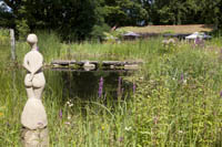 Kruidenhof te Mallum - Eibergen
