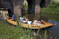 Fluisterboot - Zutphen  Regio Achterhoek - Liemers