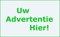 Adverteer voor slechts €10,-  in excl btw per maand!