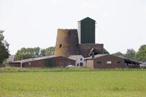 De molen van Berntsen - Loerbeek Regio Achterhoek - Liemers