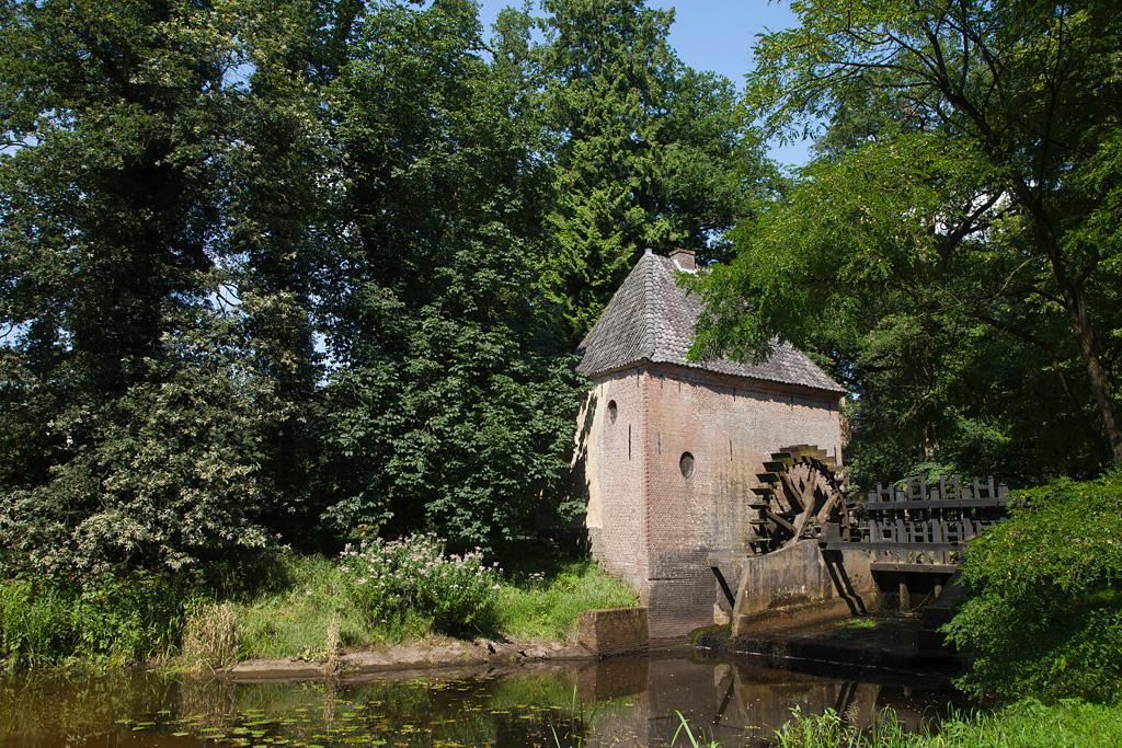 Kasteel Hackfort - Vorden - watermolen_hackfort_3003 Regio Achterhoek - Liemers