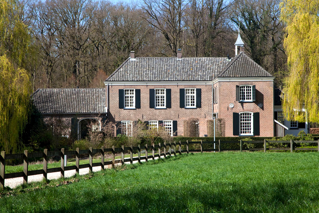 Huize de Byvanck in Beek