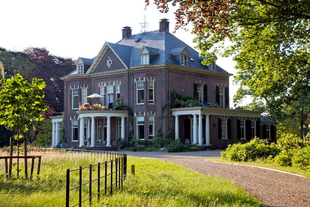 Landhuis 't Waliën bij Warnsveld