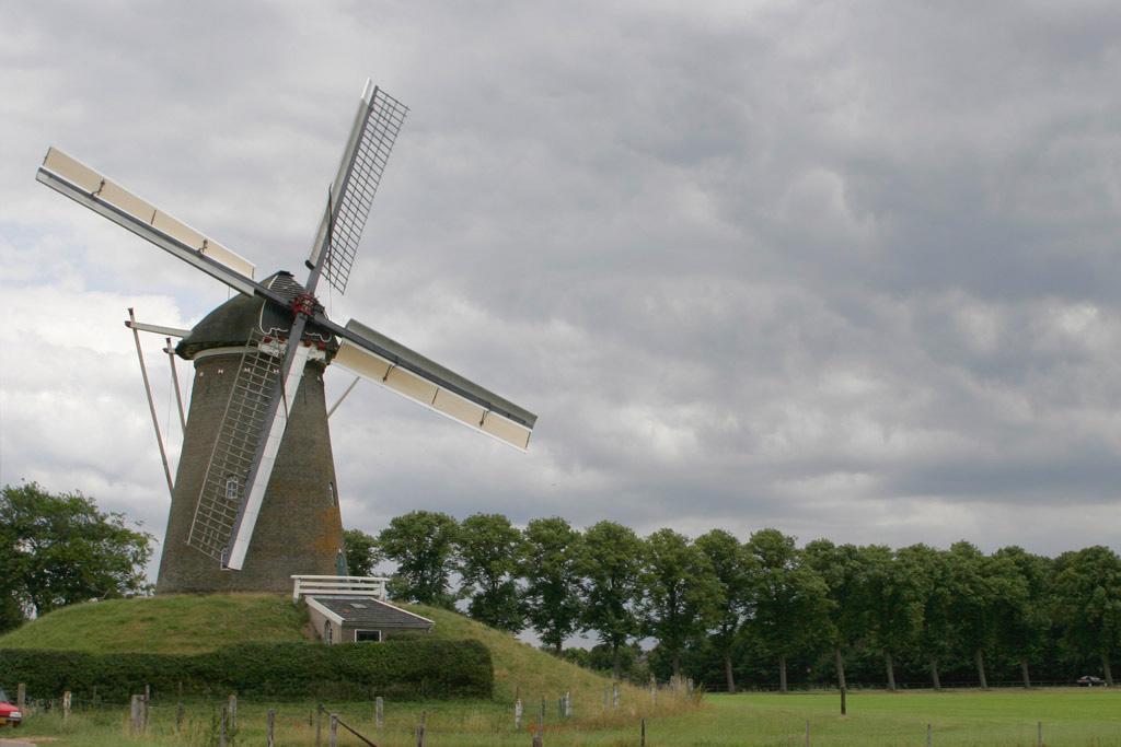 Bronkhorster Molen - Steenderen - IMG_4992