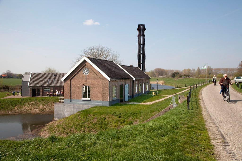 Gemaal Oude Rijn - Pannerden - IMG_0276 Regio Achterhoek - Liemers