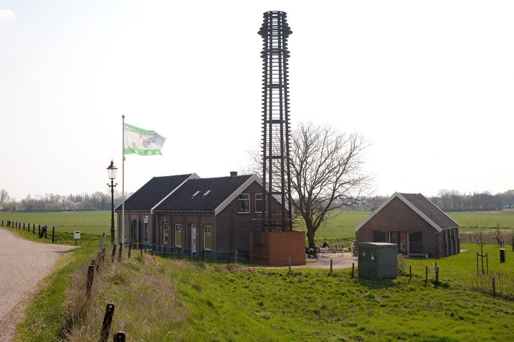 Gemaal Oude Rijn - Pannerden - IMG_0312 Regio Achterhoek - Liemers