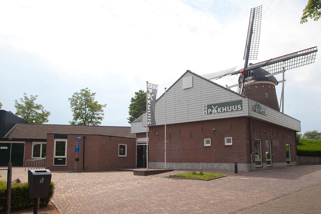 Gerritsens Molen - Silvolde - IMG_1627