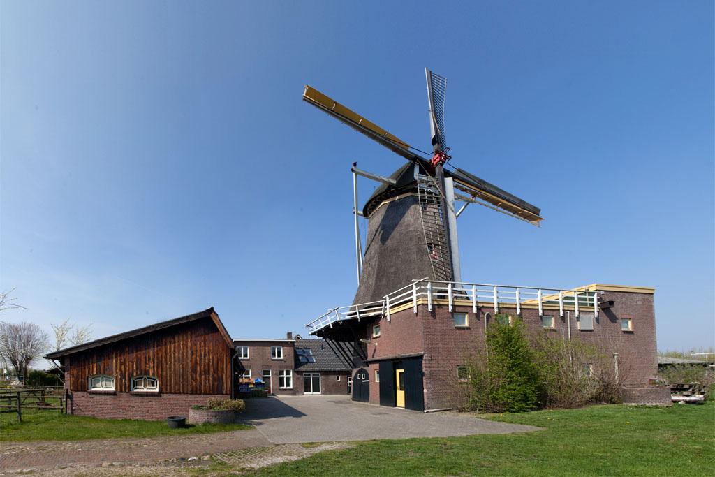 Molen de Hoop - Oud Zevenaar - IMG_0234 Regio Achterhoek - Liemers