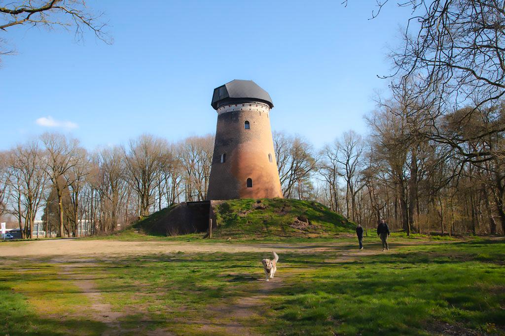 Zwarte Molen 's-Heerenberg Regio Achterhoek - Liemers