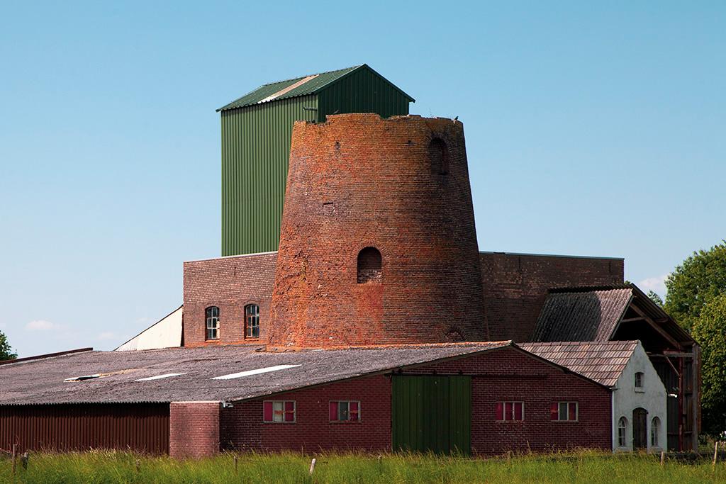 De molen van Berntsen - Loerbeek - IMG_1470 Regio Achterhoek - Liemers