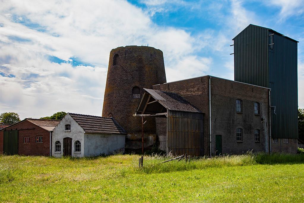 De molen van Berntsen - Loerbeek - IMG_1483 Regio Achterhoek - Liemers