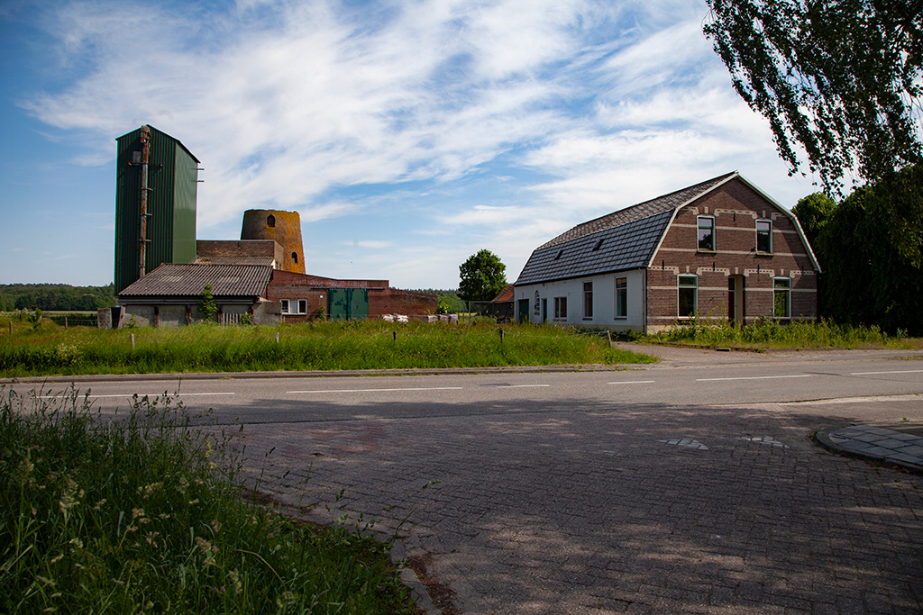 De molen van Berntsen - Loerbeek - IMG_1490 Regio Achterhoek - Liemers
