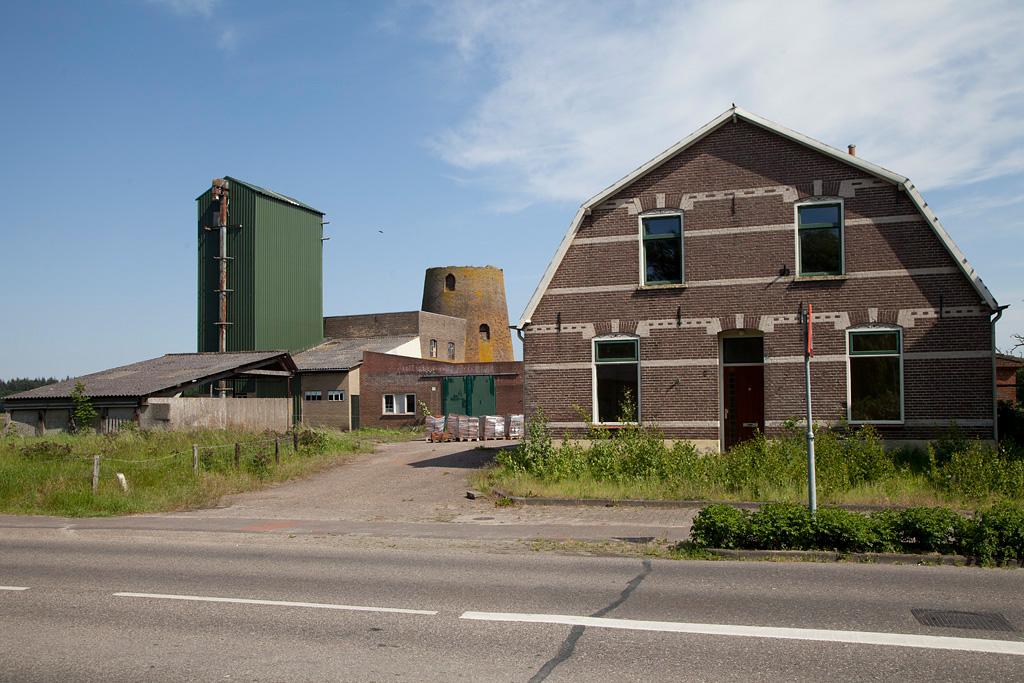 De molen van Berntsen - Loerbeek - IMG_1495 Regio Achterhoek - Liemers