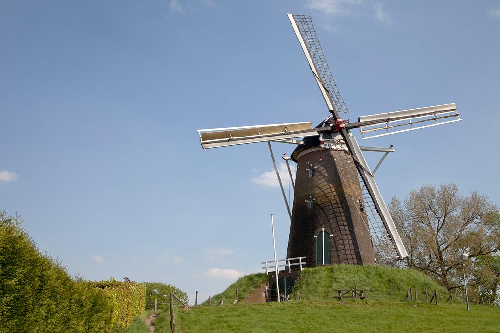 Molen Prins van Oranje - Bredevoort - IMG_1701