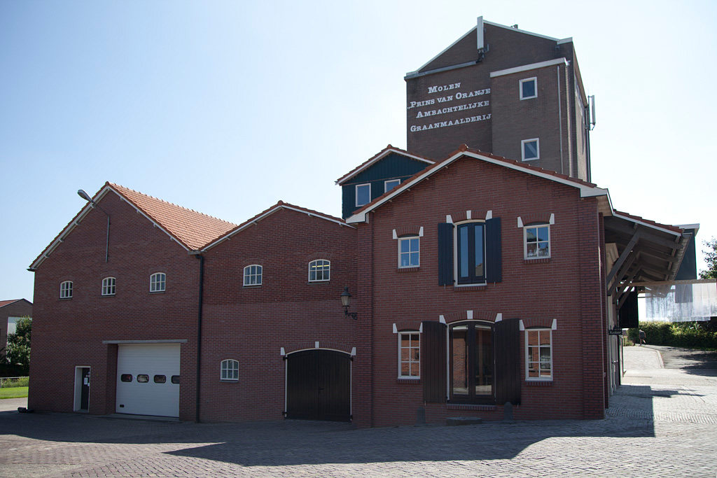 Molen Prins van Oranje - Bredevoort - IMG_3439
