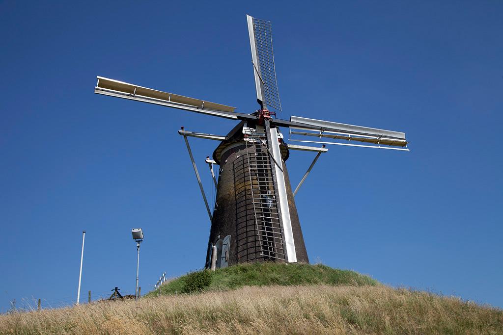 Molen Prins van Oranje - Bredevoort - IMG_3472