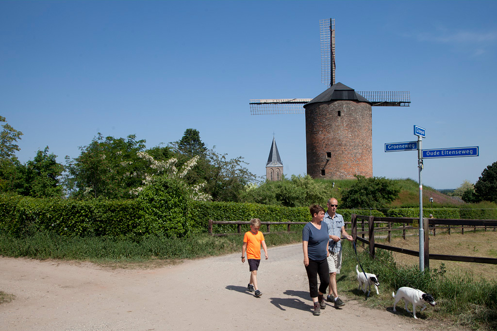 De Grafelijke Torenmolen - Zeddam
