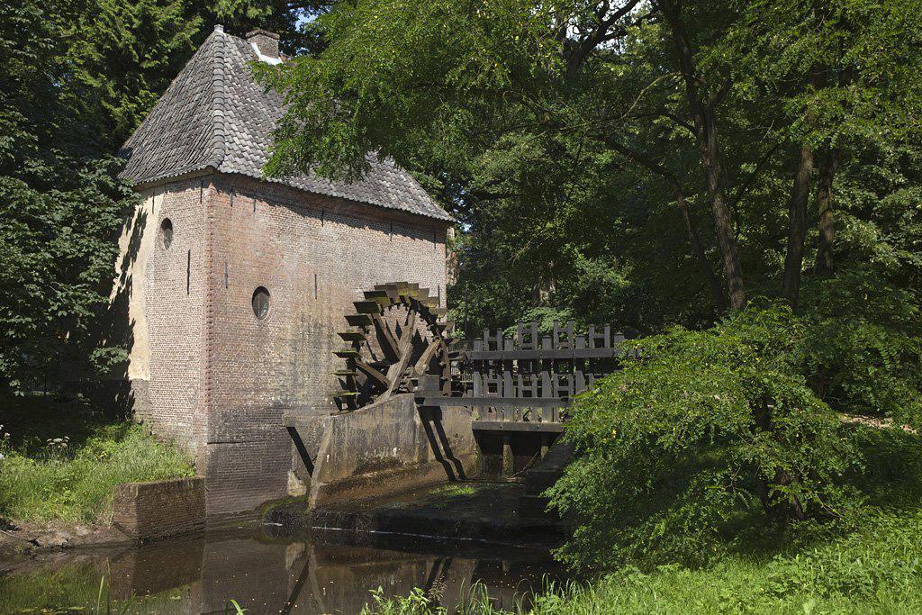 Watermolen Kasteel Hackfort - Vorden - IMG_3002 Regio Achterhoek - Liemers