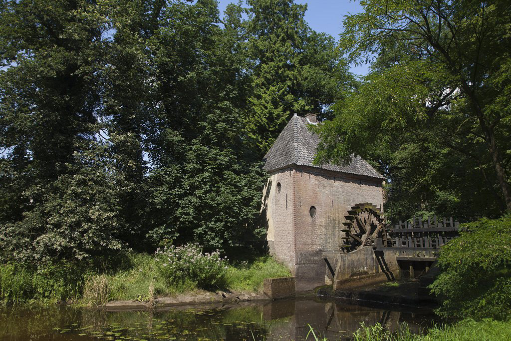 Watermolen Kasteel Hackfort - Vorden - IMG_3003 Regio Achterhoek - Liemers