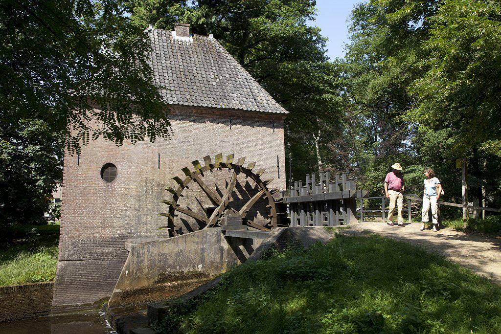 Watermolen Kasteel Hackfort - Vorden - IMG_3005 Regio Achterhoek - Liemers