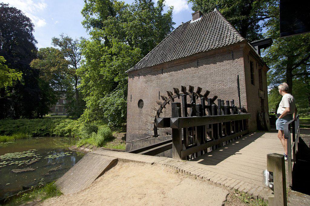 Watermolen Kasteel Hackfort - Vorden - IMG_5618 Regio Achterhoek - Liemers