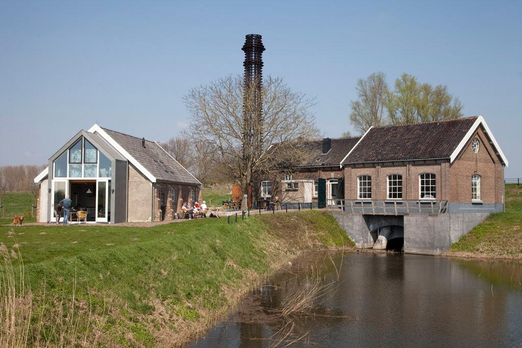 Gemaal Oude Rijn - Pannerden - IMG_0279