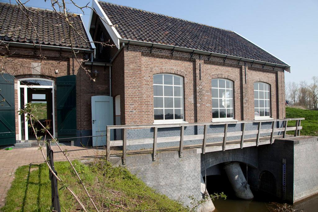 Gemaal Oude Rijn - Pannerden - IMG_0304