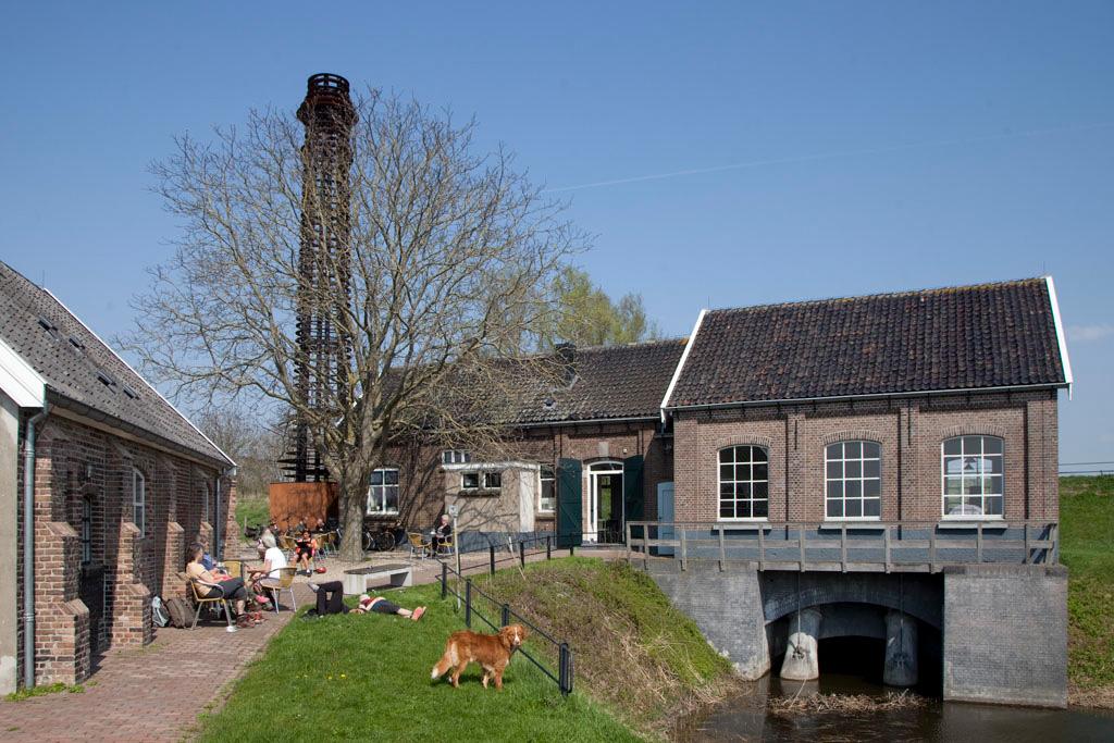 Gemaal Oude Rijn - Pannerden - IMG_0305