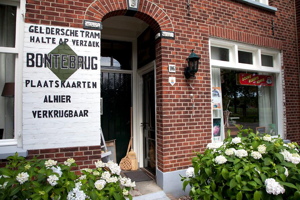 Museumwinkel Halte Bontebrug - Silvolde - IMG_2803 Regio Achterhoek - Liemers