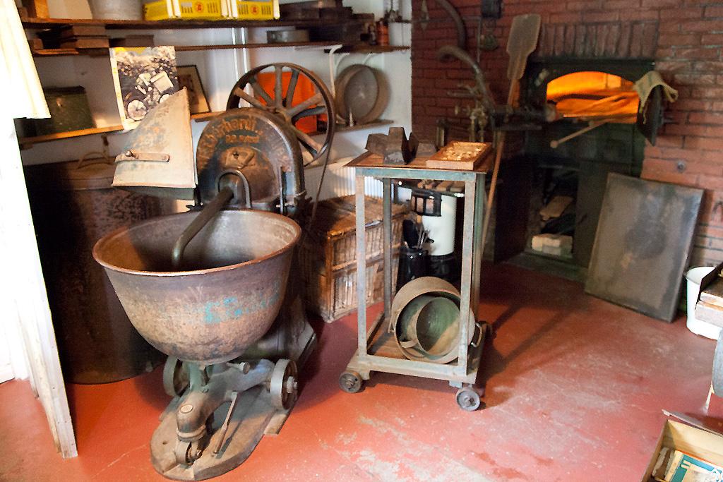 Museumwinkel Halte Bontebrug - Silvolde - IMG_2913 Regio Achterhoek - Liemers
