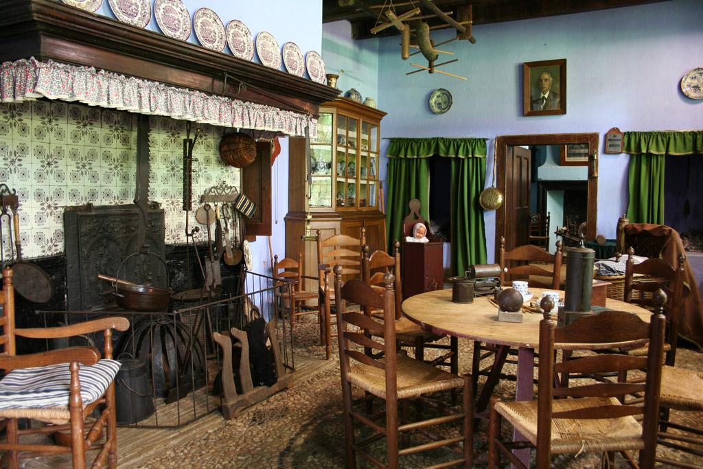 Boerderijmuseum De Lebbenbrugge - Borculo - Lebbenbrugge keuken