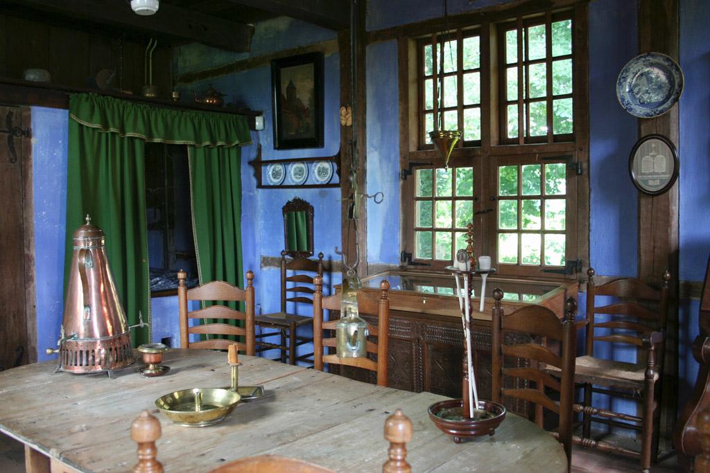 Boerderijmuseum De Lebbenbrugge - Borculo - Lebbenbrugge opkamer