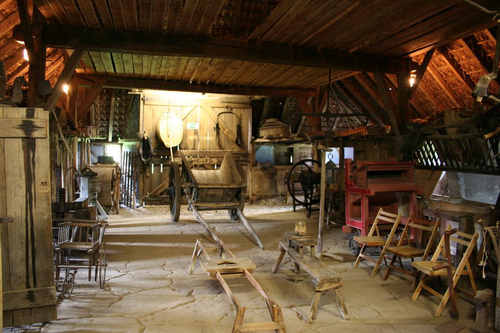 Boerderijmuseum De Lebbenbrugge - Borculo - de deel