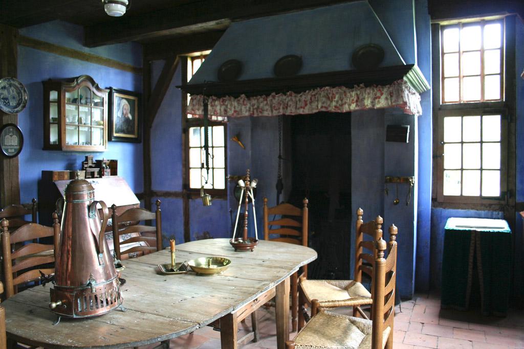 Boerderijmuseum De Lebbenbrugge - Borculo - opkamer