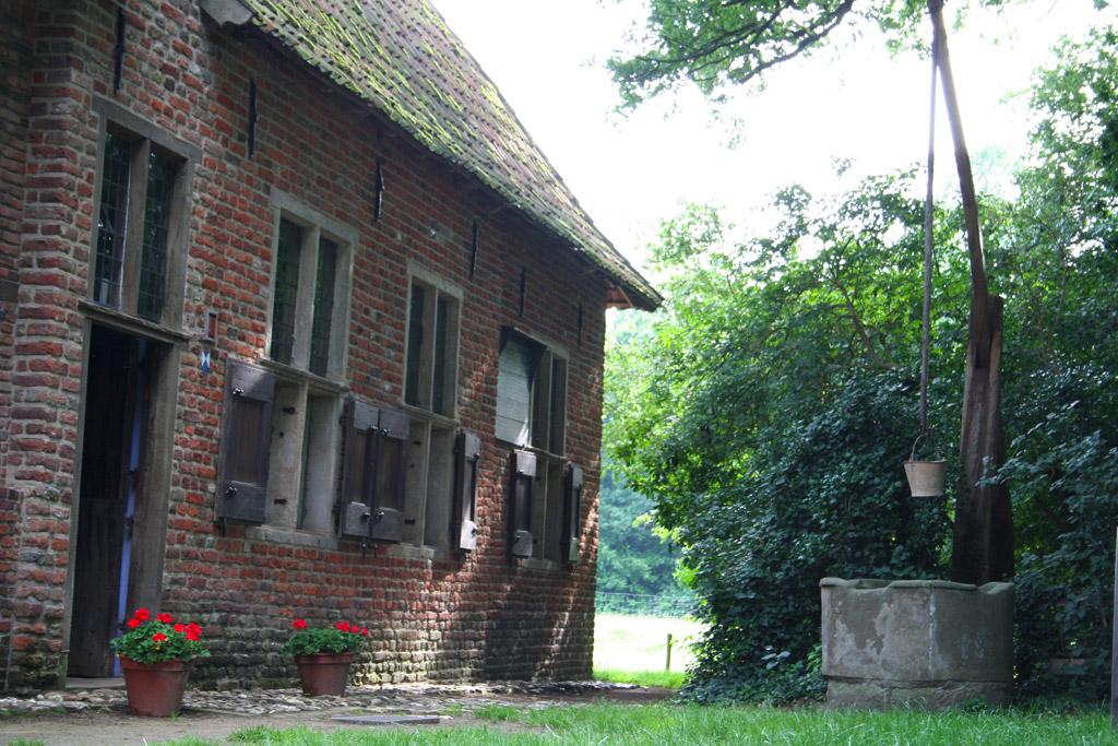 Boerderijmuseum De Lebbenbrugge - Borculo - voorgevel Regio Achterhoek - Liemers