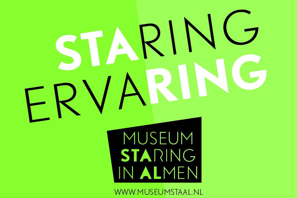 Museum STAAL - Almen - staring ervaring