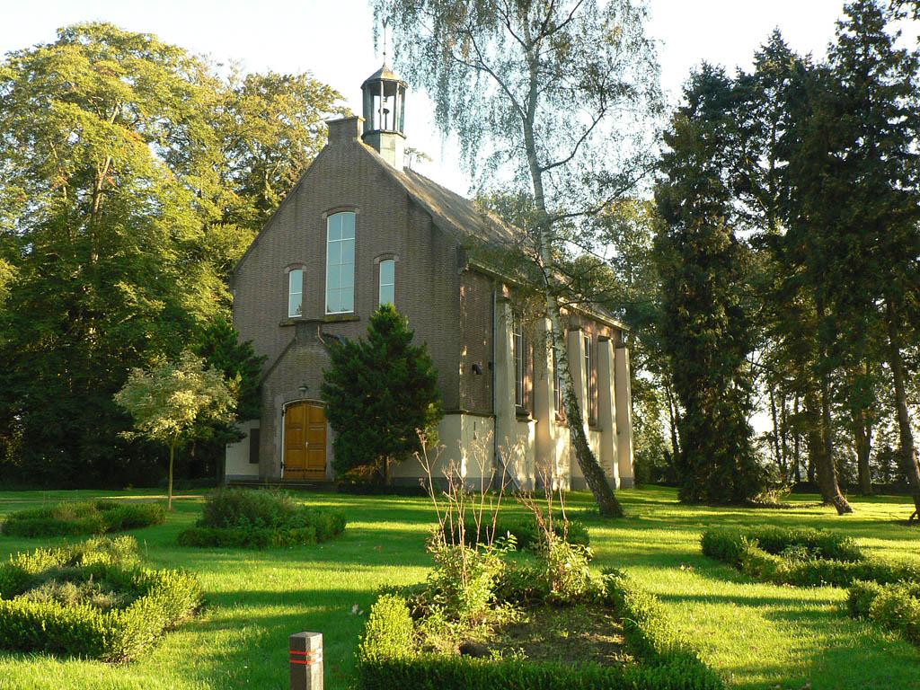 Kapel Op 't Rijsselt - Eefde - kapelfoto