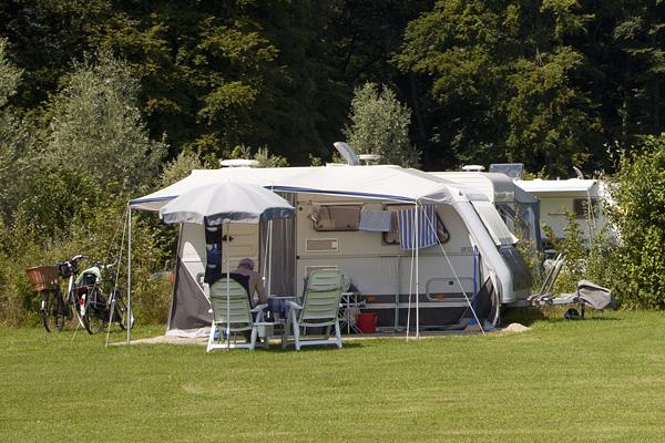 Campings in de