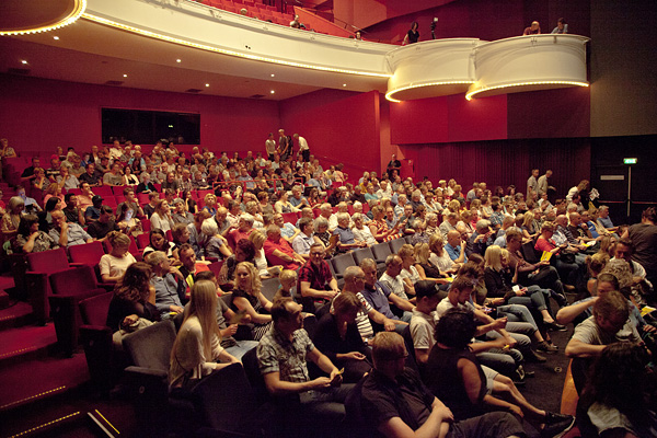 Theaters en Podia in de Achterhoek en Liemers