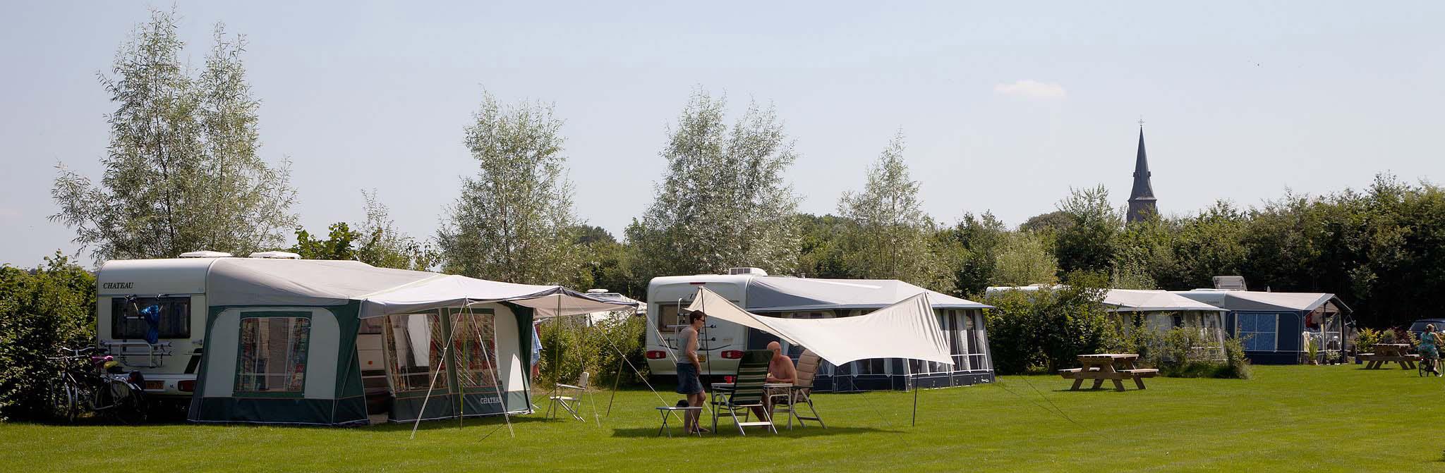 Camping 't Meulenbrugge - Vorden Regio Achterhoek - Liemers